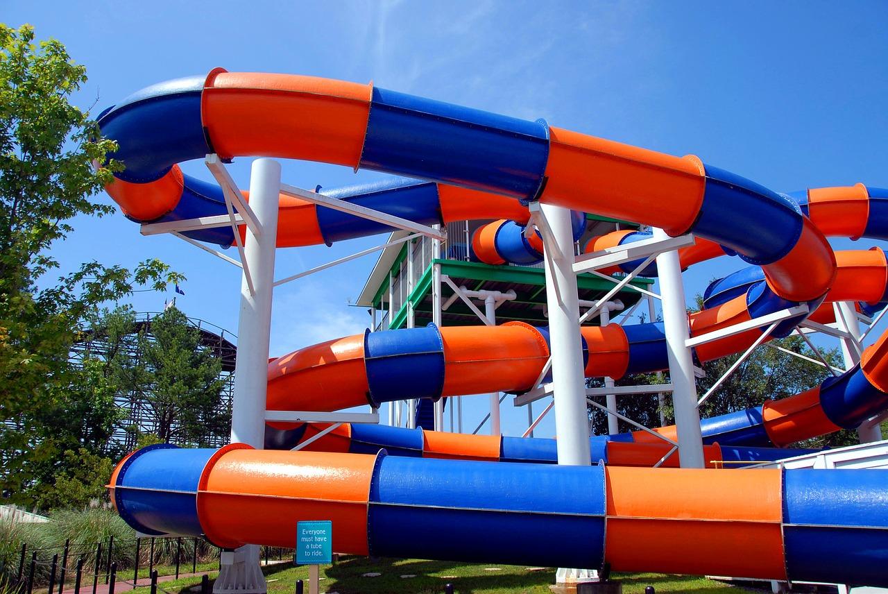 park rozrywki dla rodzin