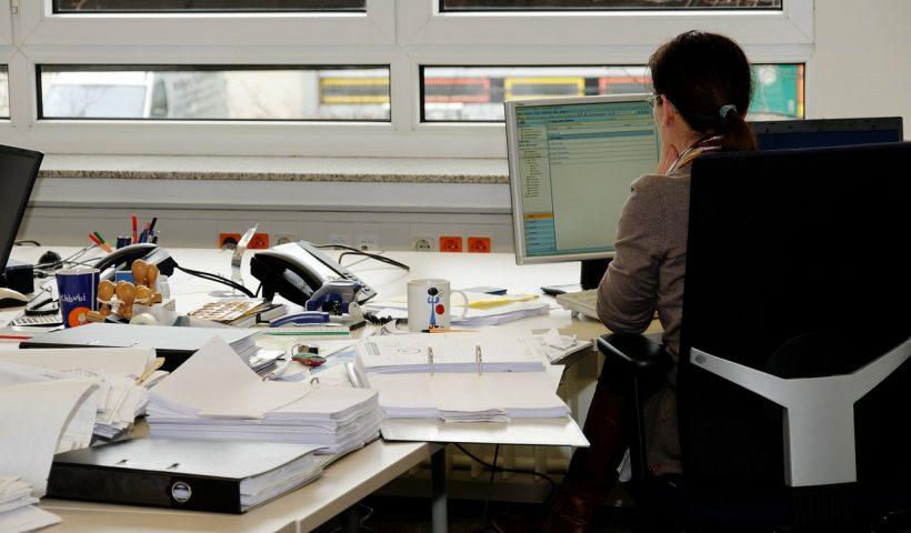 szkolenie organizacja pracy